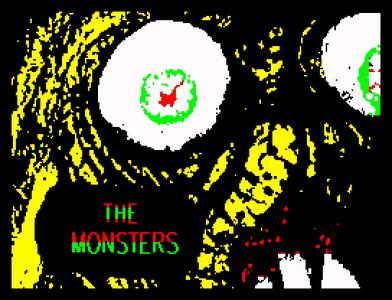 [Screenshot - The Monsters]
