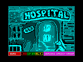 [Screenshot - Hospital]