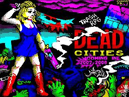 [screenshot of Dead Cities Promo]