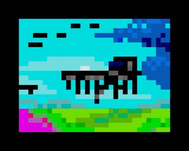 [Screenshot - flying asphalt]