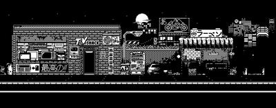 [Screenshot - Japanese Town]