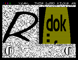 [Screenshot - The Demo Beginning With R]