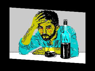 [screenshot of Drinker]