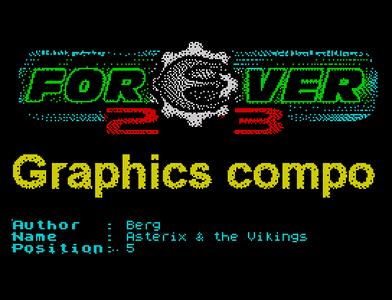 [Screenshot - Forever 2e3 SE Graphics]
