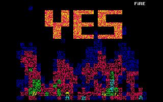 [screenshot of Yes]