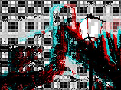 [Screenshot - ZX Castle 3d]
