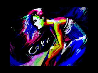 [screenshot of Female Sight x Gigascreen]
