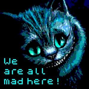 [Screenshot - Cheshire Cat]