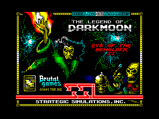 [Screenshot - The Legend Of Darkmoon]