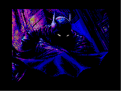 [screenshot of Bat2Con]