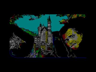 [screenshot of Schloss Neuschwanstein]