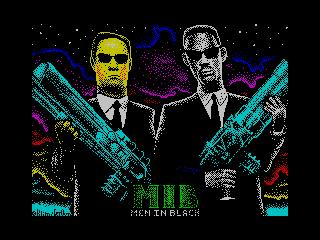 [screenshot of Men In Black]