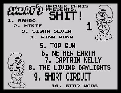 [Screenshot - Smurf's Shit 1]