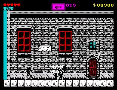 [screenshot of Castlevania]