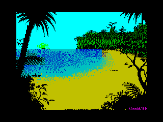[screenshot of Beach]
