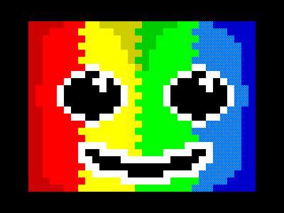 [screenshot of ZX-Smile]