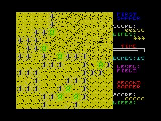 [Screenshot - Sapper]