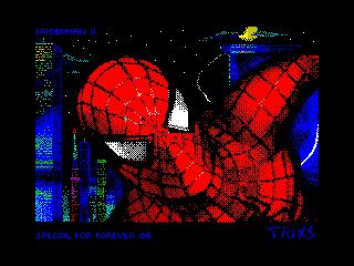 [screenshot of Spiderman2]