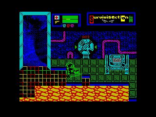 [screenshot of Survivisection II]