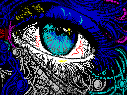 [screenshot of BioEye]