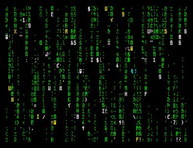 [screenshot of Matr!x]