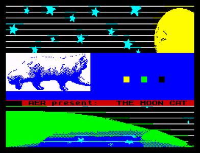[screenshot of Mooncat]