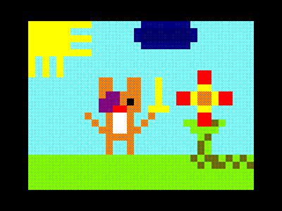 [screenshot of Хомяк-пират / Hamster-pirate]