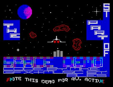 [Screenshot - Space]