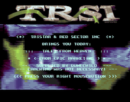 Tristar and Red Sector Inc. Demozoo